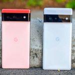 Google presenta sus nuevos teléfonos Pixel 6 y 6 Pro