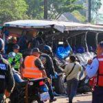 Al menos cuatro muertos y 30 heridos en un accidente de tránsito en Brasil