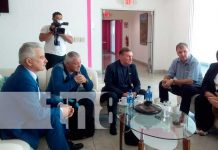 Cosmonauta ruso llega a Nicaragua para estrechar lazos de amistad y cooperación