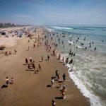 """""""Desastre ecológico"""" derrame de 126,000 galones de petróleo en la costa de California"""