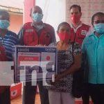 Cruz Roja brinda apoyo a emprendedores afectados por los huracanes en Bilwi