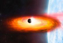 Astrónomos descubren el primer planeta fuera de nuestra galaxia