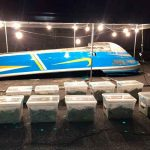 Detienen en Guatemala a tres ecuatorianos con cocaína oculta en lancha