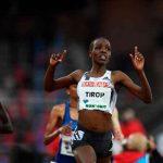 Muere asesinada la atleta keniana Agnes Jebet Tirop