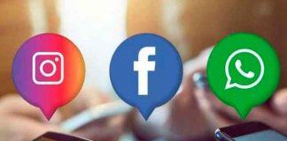Facebook, Instagram y WhatsApp comienzan a funcionar