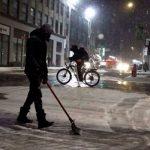 Decretan el estado de emergencia meteorológica en Nueva Jersey y Nueva York