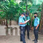 Policia investiga muerte de niña de 7 años de edad en Tipitapa