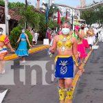 nicaragua, managua, familias,