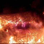 46 muertos y decenas de heridos tras un incendio en un edificio en Taiwán.