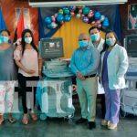 Hospital de Rivas cuenta con dos nuevos equipos de ultrasonidos