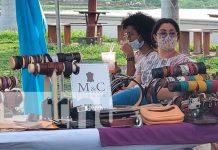 Emprendedores de Nicaragua participan en feria de las victorias 2021