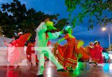 Todo un éxito el encuentro regional de danza folclórica los artistas todos juntos