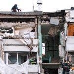 Explosión de gas en un edificio de Rusia deja un herido
