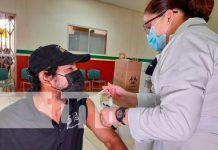 Sábado de vacunación voluntaria contra el COVID-19 desde el Policlínico Iraní