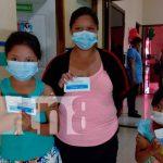 Nindirí avanza a buen paso con la de vacunación voluntaria contra el COVID-19