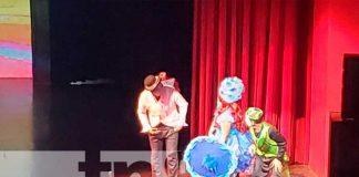 Nicaragua pone en escena el legendario cuento infantil Pinocho