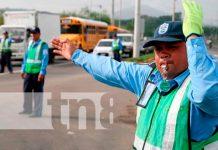 Dos personas fallecidas en accidente de tránsito en Rivas y Managua