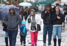 Pronostican el ingreso del primer frente frío a Honduras