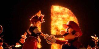 Sora y su llave espada se une a 'Super Smash Bros Ultimate