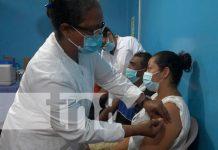 Más familias se vacunan contra la COVID-19 en Moyogalpa
