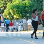 Más calles adoquinadas son entregadas a familias de Somoto