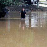 Al menos cuatro personas muertas en Alabama por inundaciones