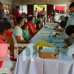 Continúan habilitados puestos de vacunación contra el COVID 19 en El Viejo