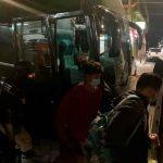 Detienen a casi 200 migrantes en el centro de México