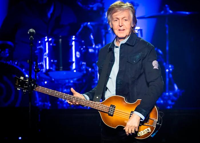 Integrante Paul McCartney, de 79 años/