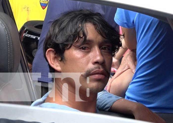 Conductor responsable de provocar accidente en Managua