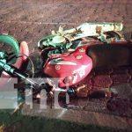 motociclista sufre accidente de tránsito