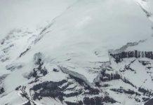 Alud en volcán de Ecuador deja cuatro muertos