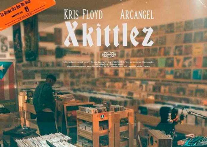 Kris Floyd lanza con Arcángel