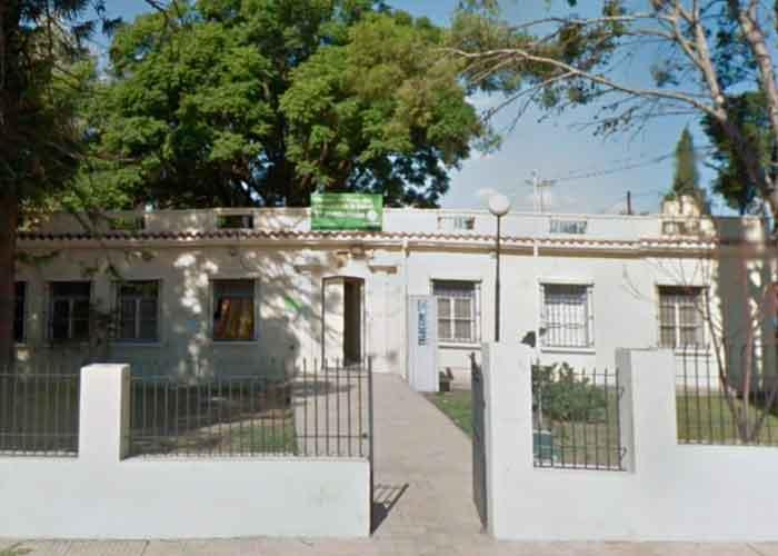 Hospital donde trasladaron a la mujer luego de ser apuñalada