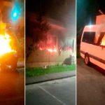 Ataque en Universidad de Concepción aumenta tensión en región chilena Bío Bío