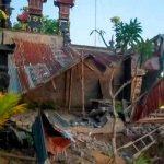Un sismo de magnitud 4,8 remece Bali, deja al menos tres fallecidos