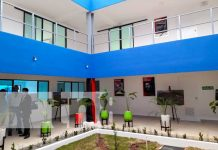 EPN inaugura edificio administrativo y bodegas en Puerto Sandino