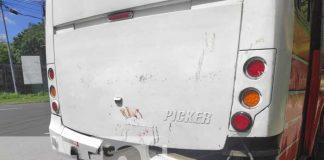 Imprudencia vial provoca accidente en el sector de Villa Fontana