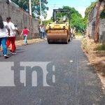Programa Calles Para el Pueblo llega al barrio Waspán Norte