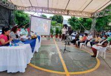 Primer Cabildo Municipal en distrito l de Managua