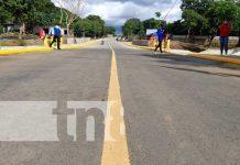 Inauguran puente que conecta barrios del Distrito III en Managua