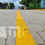 Nuevas calles para el municipio Ciudad Sandino