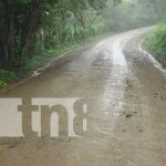 4 kilómetros de camino se inauguraron en comunidad en Estelí