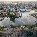 Lluvias en china afecta a un millón de personas y 120 mil son evacuadas