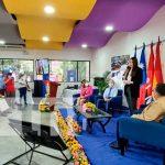 Inauguración de CID en la UNAN-Managua