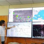 Conferencia del INETER sobre condiciones del clima en Nicaragua
