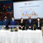 Lanzamiento de Universidad Digital en Nicaragua gracias a convenio CNU y Huawei
