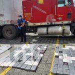 Policía y Ejército en León incautan 399 kilos de cocaína