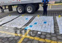 Incautación de cocaína en Cárdenas, Rivas