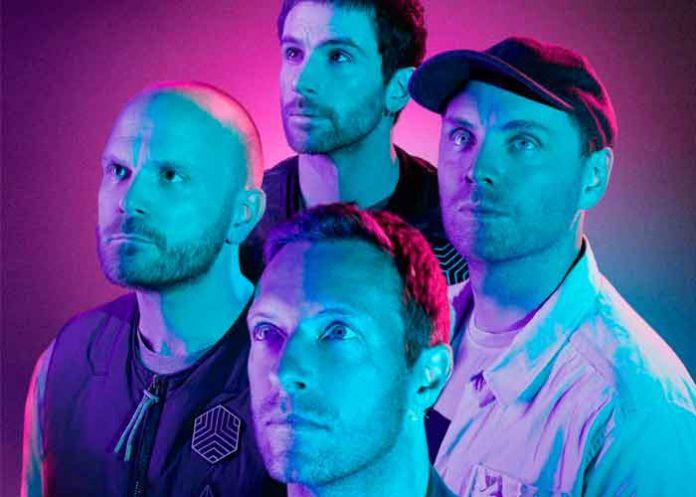Coldplay iniciará en Costa Rica su gira mundial en marzo del 2022